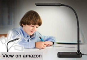 Flexible Gooseneck Studying Table Lamp Reviews