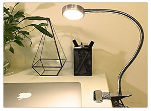 clip on desk lamp review