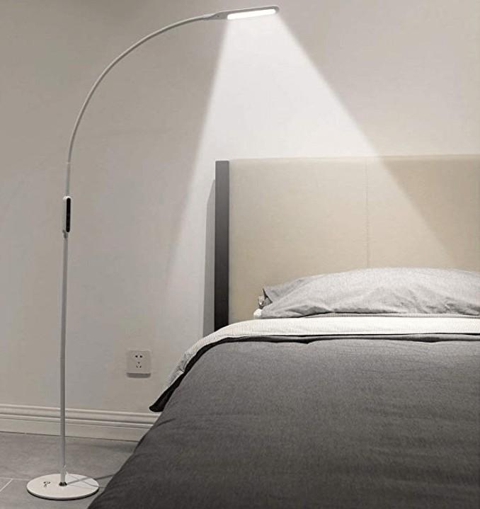 Floor Lamp for Bedtime Reading