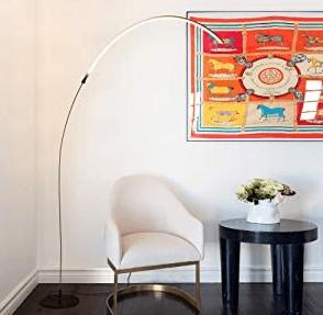 Best minimalist floor lamp