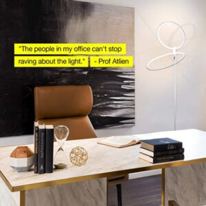 Best Floor Lamp for Dark Office