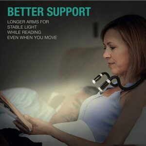 headlamp for reading in bed