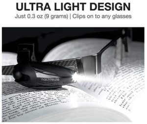 reading light for glasses