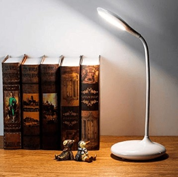 battery operated table lamp