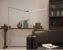 LED pole lamp
