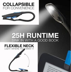 clip on led reading light