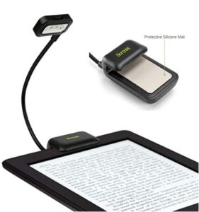 mini reading lights clip