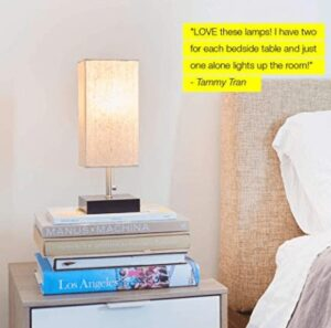 bedside modern desk lamp