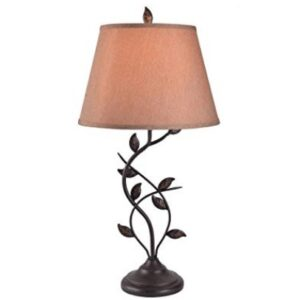find table lamps with branches and leaves