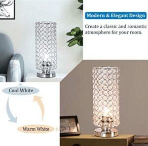 best crystal desk lights