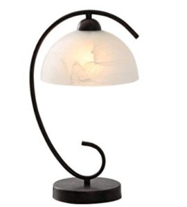 best art deco table lamp