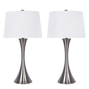 tall thin table lamps