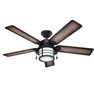 best led fans with light