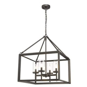 ceiling light with glass shade