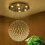 best led chandelier ceiling light