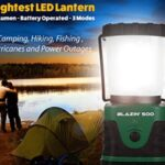Brightest Storm Battery Powered Lantern