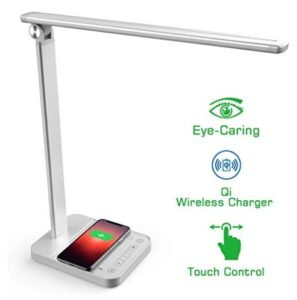Best tube desk lamp for study table wireless charge