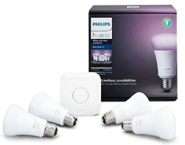 Philips LED Light Bulb with a Hub
