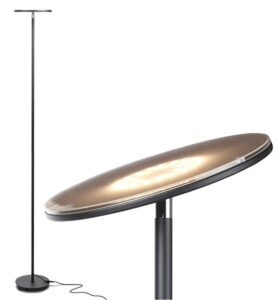 3000K bright torchiere for your home office