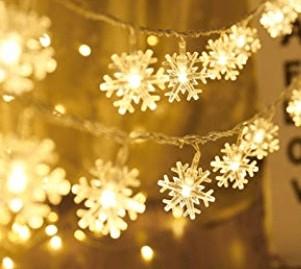 battery powered led string lights for Christmas tree