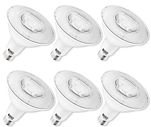 6 pack led light for indoor use