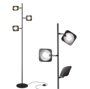 Brightech floor lamp tree spotlight for home office