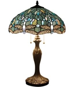 decorative table lamps for living room with bright light