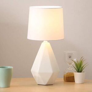 small modern bedside table lamp