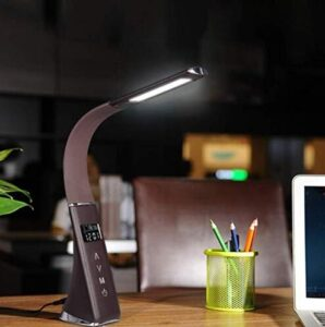 touch control LED desk lamp for students