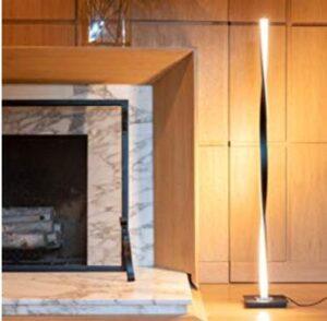 modern standing light