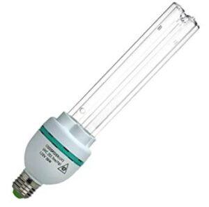 Coospider 36 watt uvc disinfection light bulb