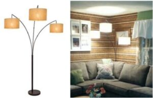 best floor lamps for living room