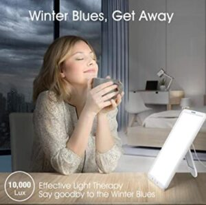 natural daylight lamps for sad