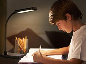 led table lamp for writing