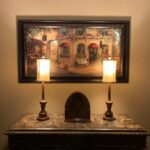 Bertie Traditional Buffet Table Lamps