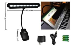 Best Power Music Stand Light Clip On Lamp Reviews