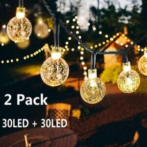 waterproof solar decorative lights