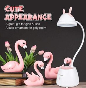 cute desk lamp with pencil holder