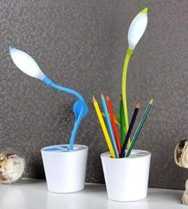 desk lamp with pen holder for kids