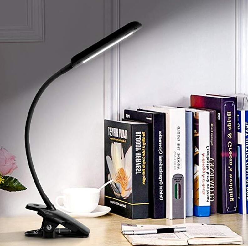Best Dimmable Clamp Light LED Clip On Desk Lamp Reviews