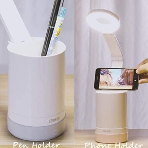 foldable desk lamp for multi use