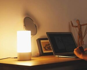 hot sale dimmable bedside table lamps
