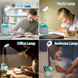 Best Desk Lamp With Pen Holder Top 9 Table Organizer 2021