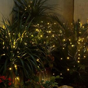xmas solar powered decorative lights