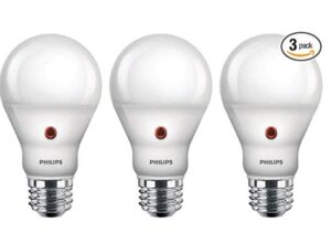 Philips 3 pack outdoor light bulbs