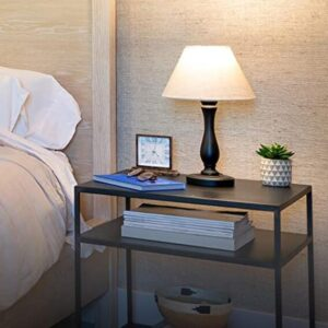 Brightech brand wood table lamp