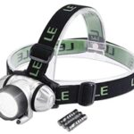 LE kids headlamp