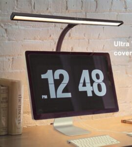 Phive brand wide lighting desk lamp