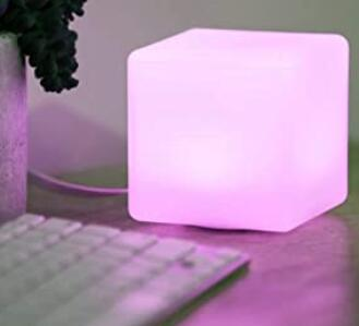 Mr.Go Waterproof Rechargeable LED Color-changing Light Cube 8