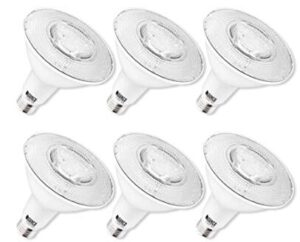Sunco Lighting 6 Pack PAR38 LED Flood Light Bulb Reviews